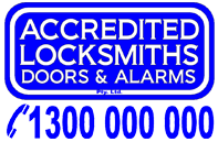 Accredited Locksmiths Doors and Alarms